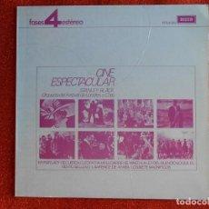 Discos de vinilo: CINE ESPECTACULAR STANLEY BLACK . ORQUESTA DEL FESTIVAL DE LONDRES Y CORO. Lote 143757246