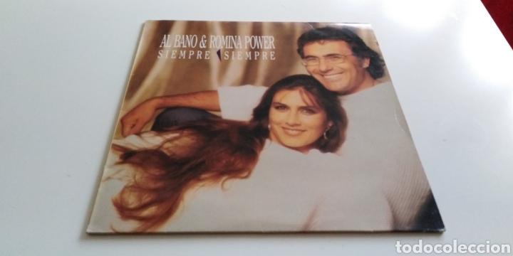 ALBANO Y ROMINA POWER VINILO (Música - Discos - LP Vinilo - Pop - Rock Extranjero de los 50 y 60)