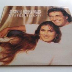 Discos de vinilo: ALBANO Y ROMINA POWER VINILO. Lote 143765134