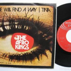 Discos de vinilo: THE AFROKINGS - 45 SPAIN PS - MINT * AFRO FUNK * 1971 * BREAKS. Lote 143771714