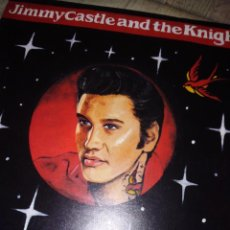 Discos de vinilo: JIMMY CASTLE AND THE KNIGHTS ROCKABILLY. Lote 143774578