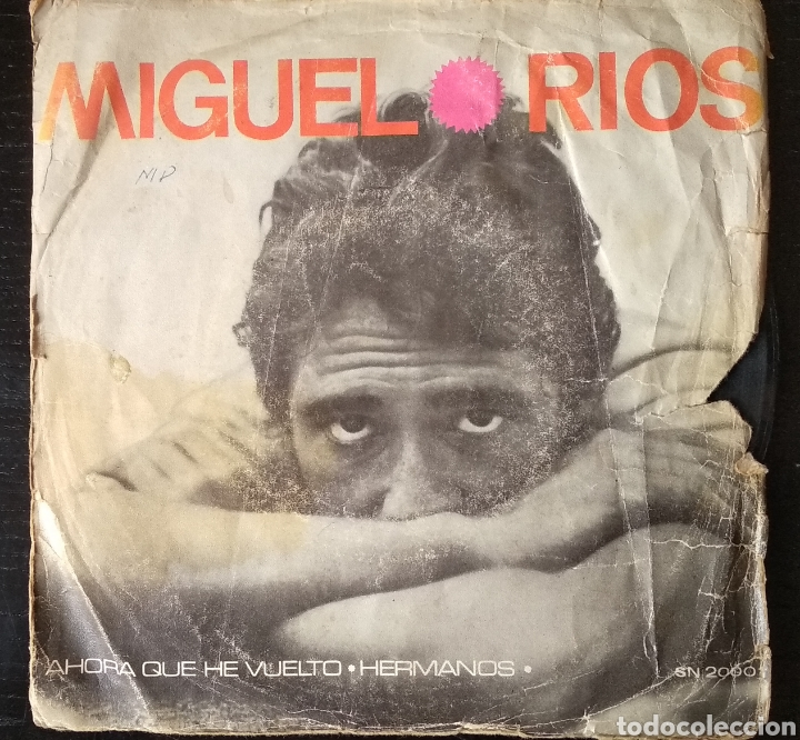MIGUEL RIOS (Música - Discos - Singles Vinilo - Solistas Españoles de los 50 y 60)
