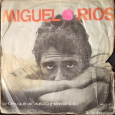Discos de vinilo: MIGUEL RIOS. Lote 143785301