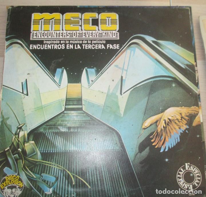 MECO - ENCOUNTERS OF EVERY KIND - DISCO EXPLOSION 1978 - SIN ENCARTE (Música - Discos - LP Vinilo - Disco y Dance)