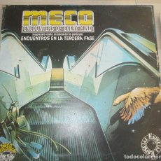 Discos de vinilo: MECO - ENCOUNTERS OF EVERY KIND - DISCO EXPLOSION 1978 - SIN ENCARTE. Lote 143786230
