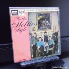 Discos de vinilo: THE HOLLIES ---EP ---IT´S IN HER KISS / YES I WILL + 2-- DISCO AÑO 1965 --UNICO -. Lote 143788070