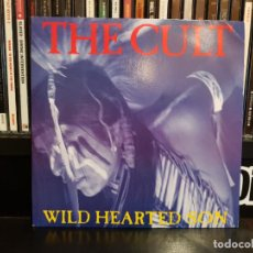 Disques de vinyle: THE CULT - WILD HEARTED SON. Lote 143791998