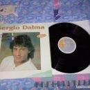 Discos de vinilo: SERGIO DALMA BALLARE STRETTI / DANSER CONTRE TOI ITALIANO FRANCES MAXI SINGLE VINILO EUROVISION 1991. Lote 143796517