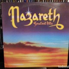 Disques de vinyle: NAZARETH - GREATEST HITS. Lote 143808470
