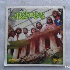 Discos de vinilo: AQUARIUS Y LUIZ ANTONIO - MADALENA EP 4 TEMAS 1973 EDICION ESPAÑOLA. Lote 147241212