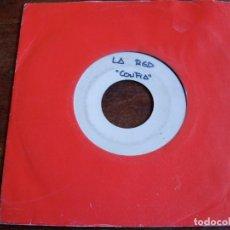 Discos de vinilo: LA RED - CONFIA - DISCO PROMOCIONAL - AÑO 1992. Lote 143835170