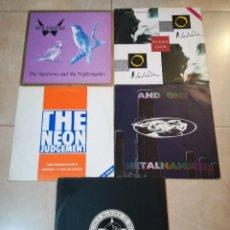 Discos de vinilo: LOTAZO VINILOS EBM, INDUSTRIAL, GOTIC, NEW WAVE, 90,S. Lote 143837398