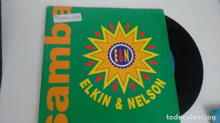 SINGLE (VINILO) DE ELKIN & NELSON AÑOS 90 (Música - Discos - Singles Vinilo - Grupos y Solistas de latinoamérica)