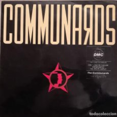 Discos de vinilo: COMMUNARDS - COMMUNARDS - 1986 LONDON. Lote 143842422