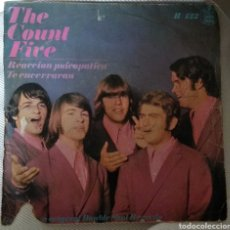 Discos de vinilo: THE COUNT FIVE. Lote 143862064