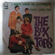 Discos de vinilo: THE BOX TOPS. Lote 143862637
