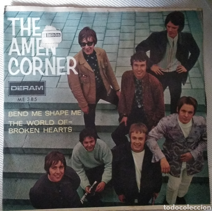 THE AMEN CORNER (Música - Discos - Singles Vinilo - Pop - Rock Extranjero de los 50 y 60)