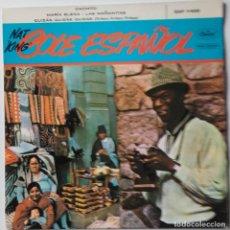 Discos de vinilo: NAT KING COLE: COLE ESPAÑOL . Lote 143864246