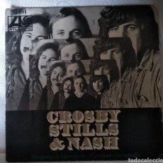 Discos de vinilo: CROSBY STILLS AND NASH. Lote 143865137