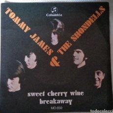 Discos de vinilo: TOMMY JAMES AND THE SHONDELLS. Lote 143865338
