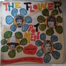 Discos de vinilo: THE FLOWER POT MEN. Lote 143865513