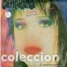 Discos de vinilo: MORGANA - READY FOR LOVE - SINGLE MAX MUSIC (SPAIN) 1987. Lote 143879766
