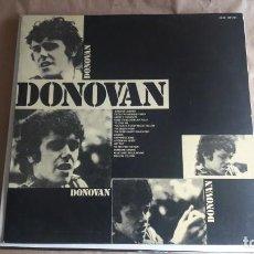 Discos de vinilo: LP VINILO DONOVAN EN DIRECTO (ITALIA, JOKER 1974) (DONOVAN CANTA). Lote 143880374
