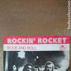 Discos de vinilo: LONG TALL ERNIE AND THE SHAKERS–ROCKIN' ROCKET . SINGLE POLYDOR 1975.. Lote 143895626