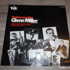 Discos de vinilo: GLENN MILLER - THE NEARNESS OF YOU. Lote 143897118