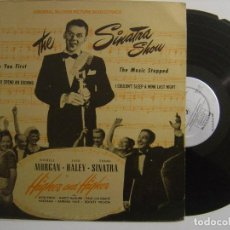 Discos de vinilo: FRANK SINATRA - HIGHER AND HIGHER ORIGINAL MOTION SOUNDTRACK - LP USA - HOLLYWOOD SOUNSTAGE. Lote 143909810