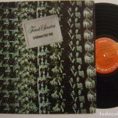 Discos de vinilo: FRANK SINATRA IN HOLLYWOOD (1943 - 1949) - LP USA MONO - COLUMBIA. Lote 143911038