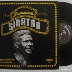 Discos de vinilo: FRANK SINATRA - THE PARAMOUNT YEARS - LP USA - RETROSPECT. Lote 143912090
