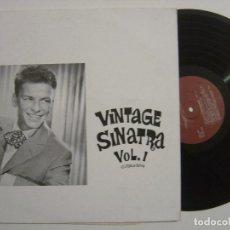 Discos de vinilo: FRANK SINATRA - VINTAGE SINATRA VOL1 -LP USA - JICKO. Lote 143913758