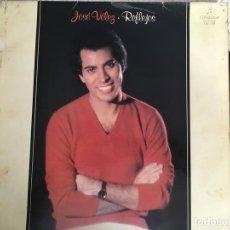Discos de vinilo: LP JOSE VELEZ-REFLEJOS. Lote 143917354