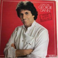 Discos de vinilo: LP GEORGIE DANN-ESPECIAL. Lote 143917714