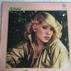 Discos de vinilo: LP YURI-LLENA DE DULZURA. Lote 143921542