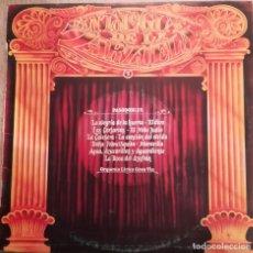 Discos de vinilo: ANTOLOGIA DE LA ZARZUELA VOL. 5 - 1980 DOBLON. Lote 143922506