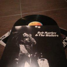 Discos de vinilo: BOB MARLEY MAXI WAR/NO MORE TROUBLE - EXODUS U.K. 1978. Lote 143932290