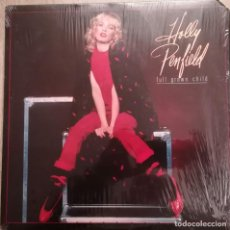 Discos de vinilo: HOLLY PENFIELD - FULL GROWN CHILD - 1980 DREAMLAND. Lote 143932714