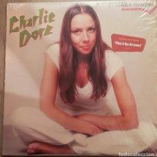 Discos de vinilo: CHARLIE DORE - WHERE TO NOW - 1979 ISLAND. Lote 143932822