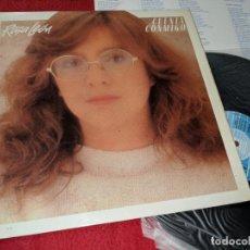 Discos de vinilo: ROSA LEON CUENTA CONMIGO LP 1984 FONOMUSIC ESPAÑA SPAIN. Lote 143935450