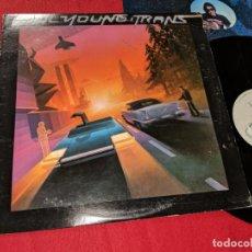 Discos de vinilo: NEIL YOUNG TRANS LP 1982 GEFFEN RECORDS AMERICA USA. Lote 143942898