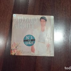 Discos de vinilo: GREGORY ABBOTT-SHAKE YOU DOWN. Lote 143943094
