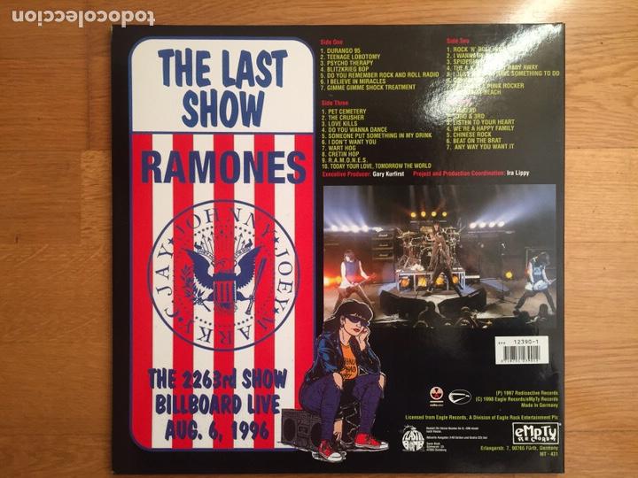 Discos de vinilo: RAMONES: WE'RE OUTTA HERE! - Foto 2 - 143960130