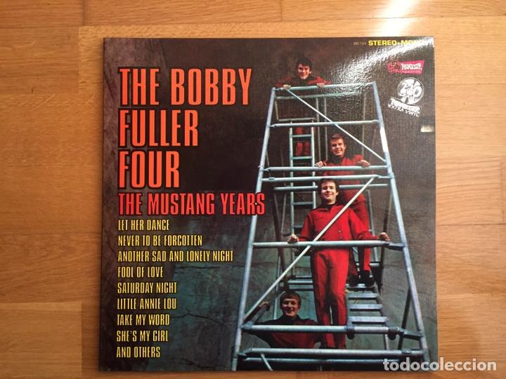 THE BOBBY FULLER FOUR: THE MUSTANG YEARS (Música - Discos - LP Vinilo - Pop - Rock Extranjero de los 50 y 60)