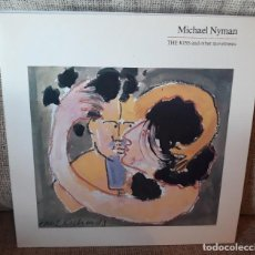 Discos de vinilo: MICHAEL NYMAN - THE KISS AND OTHER MOVEMENT - EG RECORDS 1985. Lote 143970002