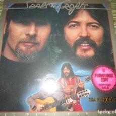 Discos de vinilo: SEALS & CRFOTS - I´LL PLAY FOR YOU LP - ORIGINAL U.S.A. - WARNER BROS. RECORDS 1975 - STEREO -. Lote 143975818