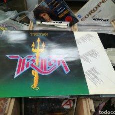 Disques de vinyle: TRITON LP 1985. Lote 143991421