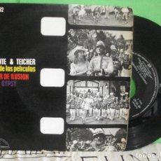 Discos de vinilo: FERRANTE & TEICHER LIDA ROSE / TODO SALE BIEN +2 EP SPAIN 1963 PDELUXE. Lote 143992562