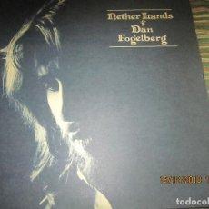 Discos de vinilo: DAN FOGELBERG - NETHER LANDS LP - ORIGINAL U.S.A. - EPIC 1977 - GATEFOLD Y FUNDA INT. ORIGINAL -. Lote 143993842